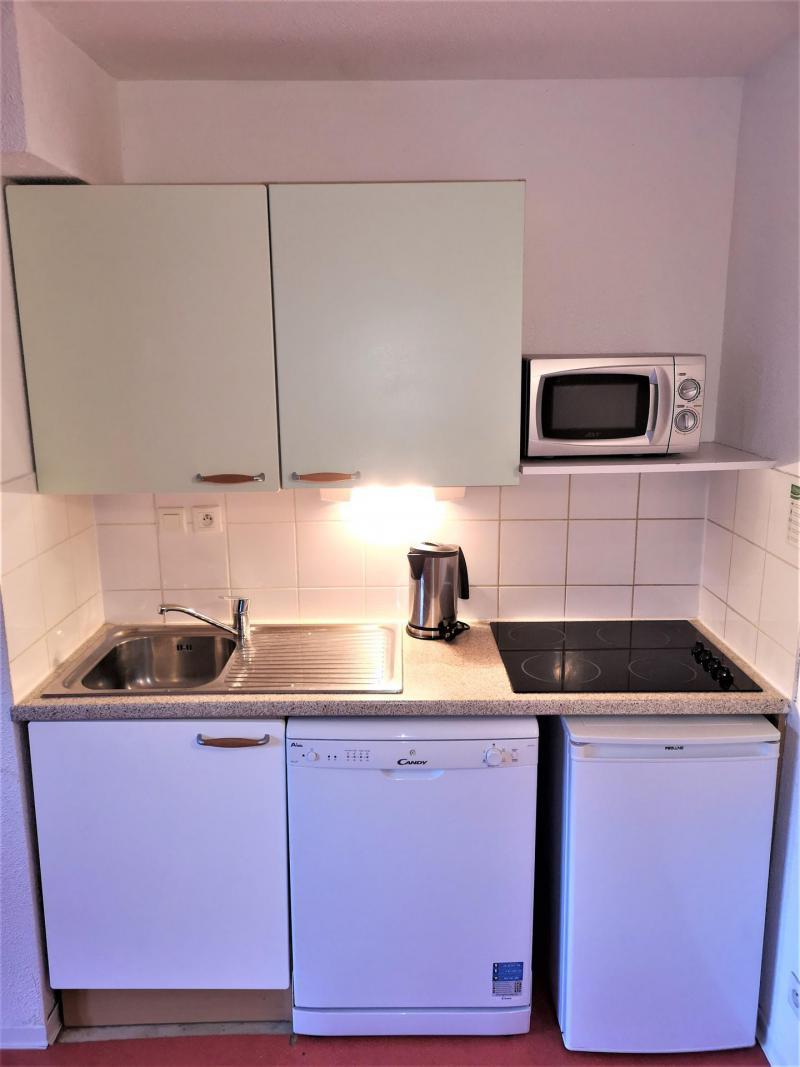 Rent in ski resort 2 room duplex apartment 4 people (201) - Les Chalets d'Aurouze - La Joue du Loup - Kitchenette