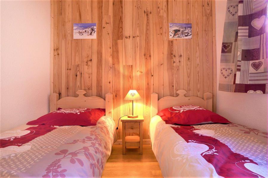 Rent in ski resort 2 room duplex apartment 4 people (401) - Les Chalets d'Aurouze - La Joue du Loup - Single bed