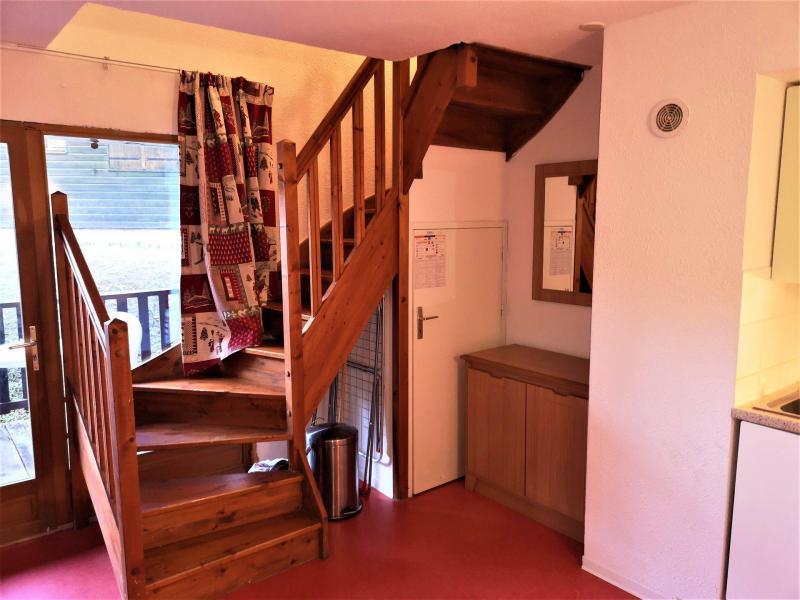 Rent in ski resort 2 room duplex apartment 4 people (201) - Les Chalets d'Aurouze - La Joue du Loup