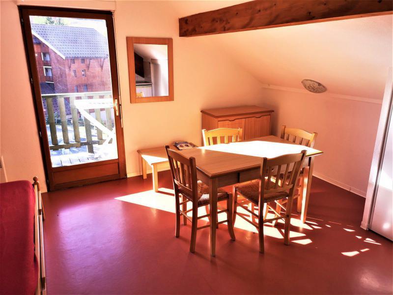 Rent in ski resort 2 room apartment 4 people (522) - Les Chalets d'Aurouze - La Joue du Loup