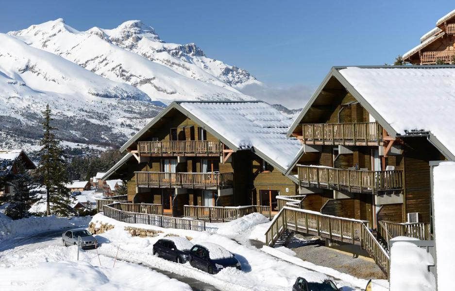 Rent in ski resort Les Chalets d'Aurouze - La Joue du Loup
