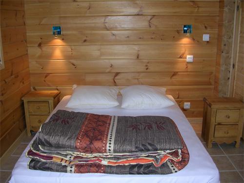 Location au ski Chalet 7 pièces 14 personnes - Les Chalets de l'Eden - La Joue du Loup - Chambre