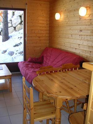 Location au ski Chalet 3 pièces 6 personnes - Les Chalets Du Prayau - La Joue du Loup - Séjour