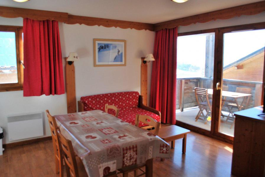 Rent in ski resort 2 room apartment sleeping corner 6 people (112) - Résidence Crête du Berger - La Joue du Loup - Apartment