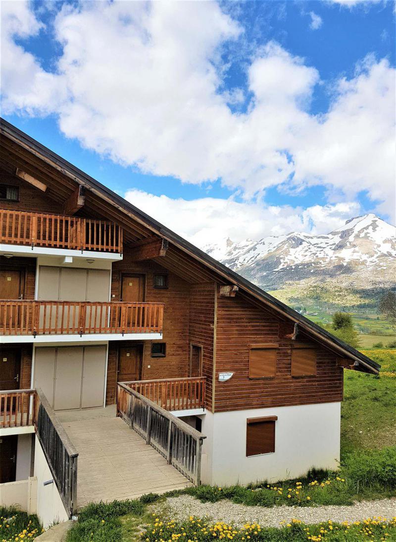 Location au ski Studio cabine 4 personnes (702) - Résidence Crête du Berger - La Joue du Loup