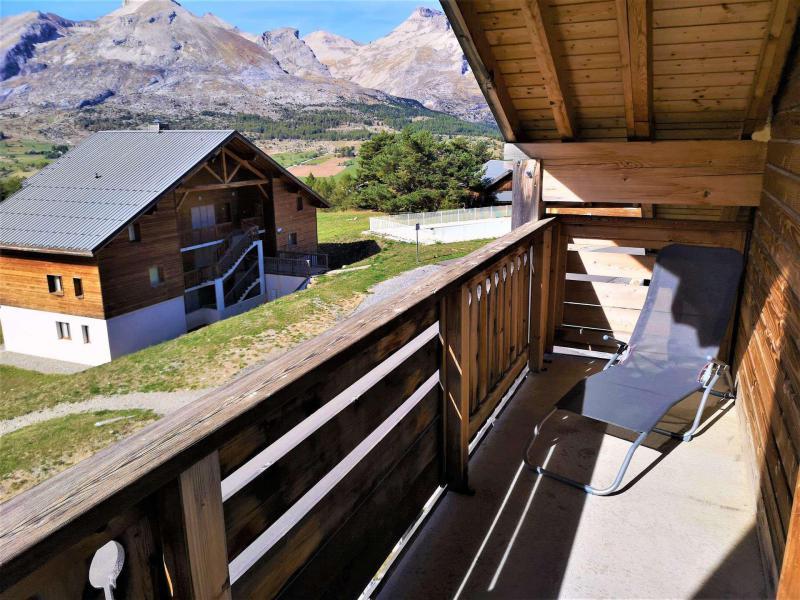 Rent in ski resort Logement 3 pièces 6 personnes (JDL-CDB-322) - Résidence Crête du Berger - La Joue du Loup