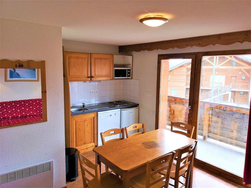 Rent in ski resort Logement 2 pièces 6 personnes (JDL-CDB-213) - Résidence Crête du Berger - La Joue du Loup