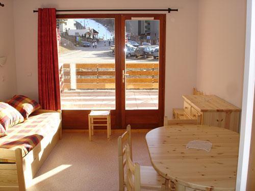 Location au ski Résidence Horizon Blanc - La Joue du Loup - Séjour