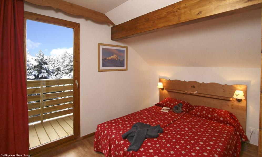 Location au ski Résidence la Crête du Berger - La Joue du Loup - Lit double