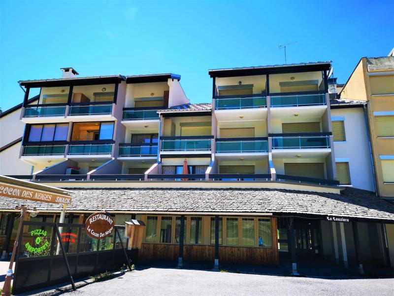Аренда на лыжном курорте Квартира студия со спальней для 4 чел. (13) - Résidence La Lauzière - La Joue du Loup