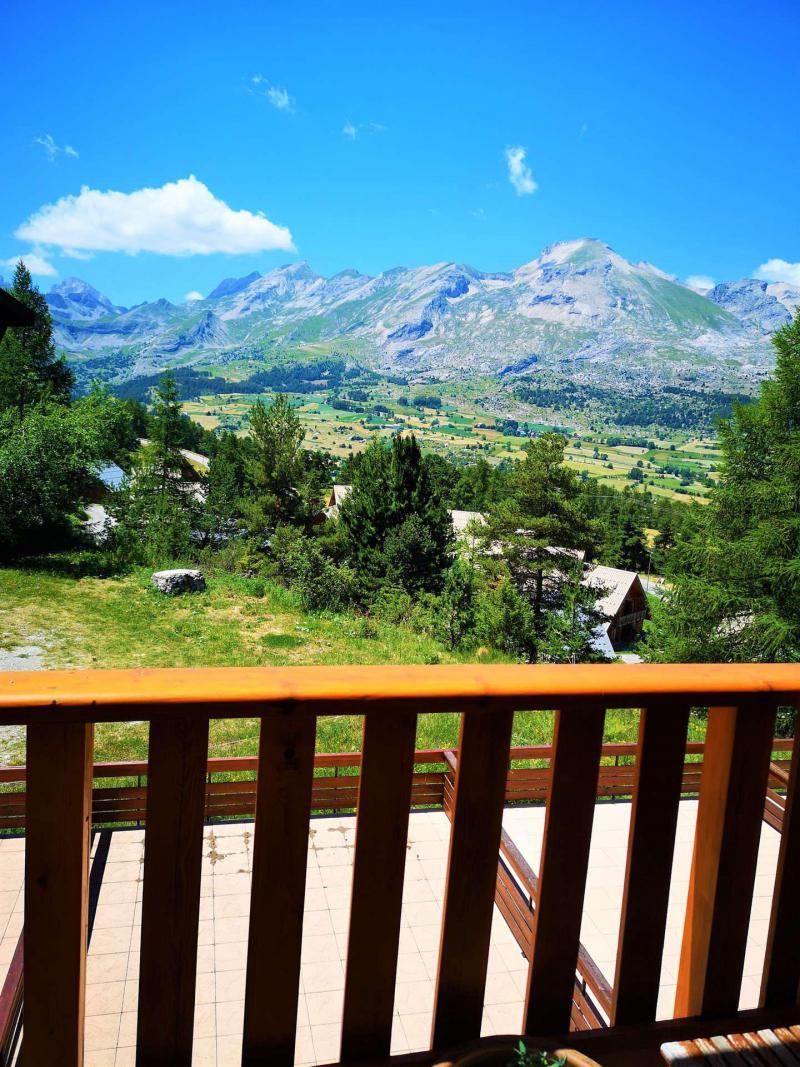 Аренда на лыжном курорте Апартаменты 3 комнат кабин 6 чел. (20) - Résidence Le Panoramique - La Joue du Loup