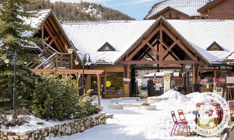 Wakacje w górach Résidence les Chalets D'aurouze - Maeva Home - La Joue du Loup - Zima na zewnątrz