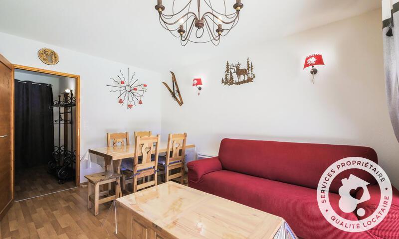 Vacances en montagne Appartement 2 pièces 6 personnes (Sélection 38m²) - Résidence les Chamois - Maeva Home - La Joue du Loup - Table basse