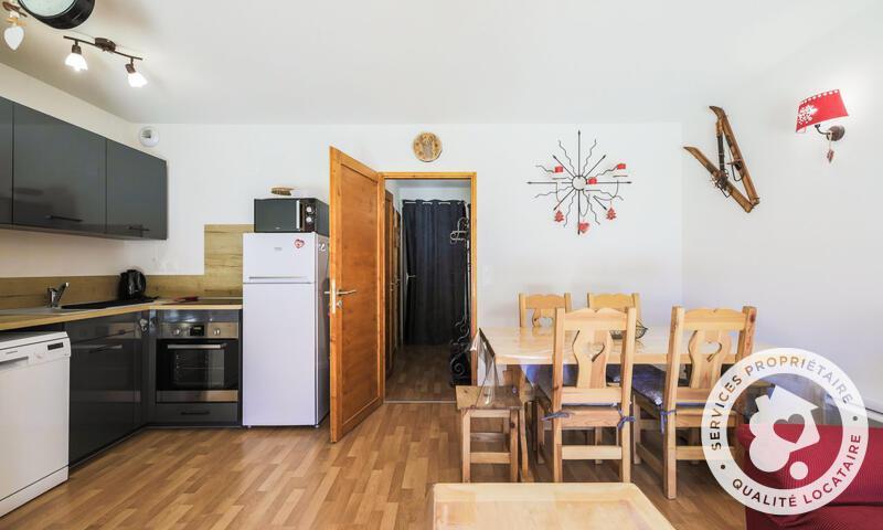 Vacances en montagne Appartement 2 pièces 6 personnes (Sélection 38m²) - Résidence les Chamois - Maeva Home - La Joue du Loup - Extérieur hiver
