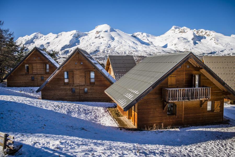Chalet Résidence les Flocons du Soleil - La Joue du Loup - Southern Alps