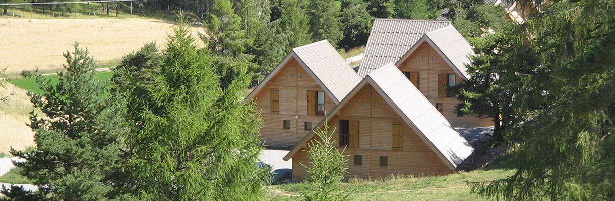 Chalet Résidence Les Flocons du Soleil - La Joue du Loup - Alpes du Sud
