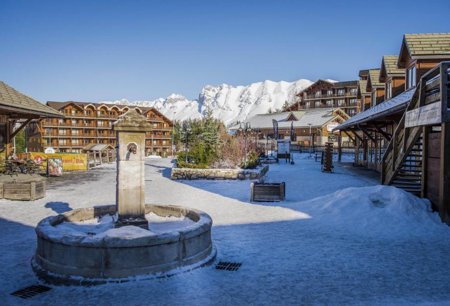 Location au ski Résidence Les Flocons du Soleil - La Joue du Loup