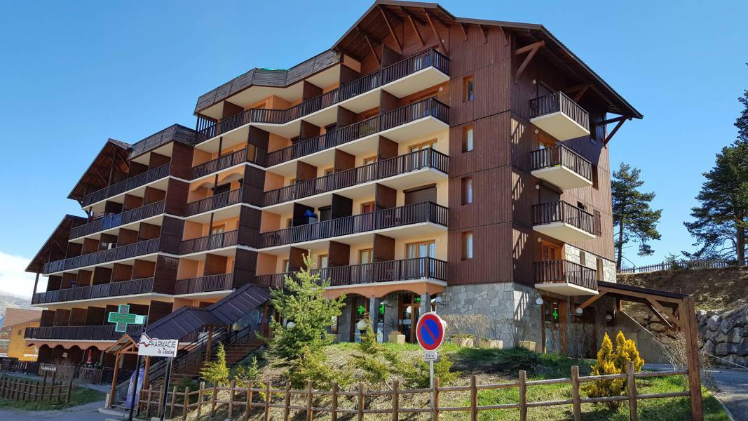 Rent in ski resort Résidence Les Monts du Soleil - La Joue du Loup