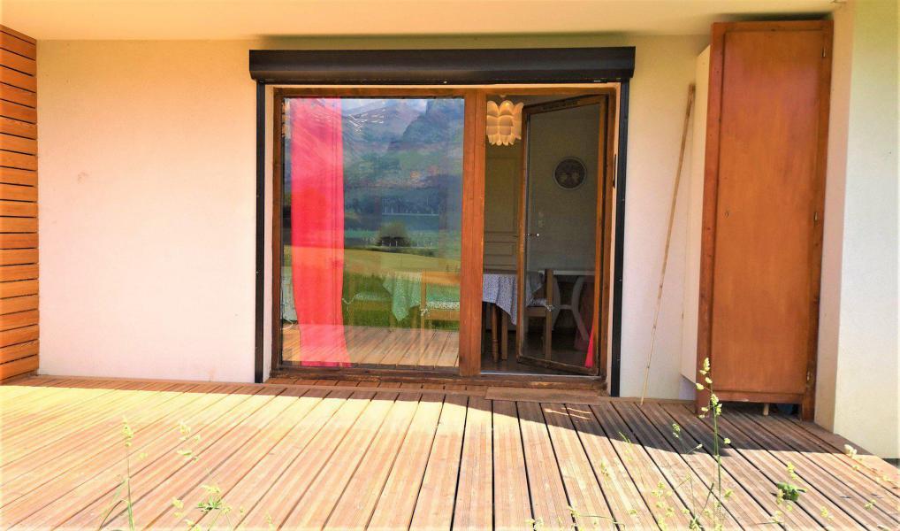 Rent in ski resort 3 room apartment cabin 6 people (901) - Résidence Les Mouflons 1 - La Joue du Loup