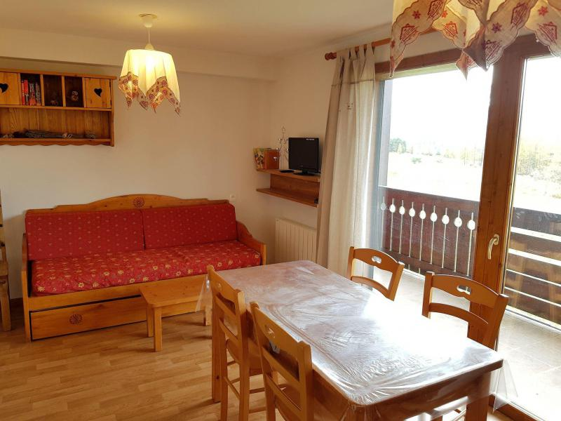 Rent in ski resort Studio cabin 4 people (913) - Résidence Les Mouflons 1 - La Joue du Loup - Apartment