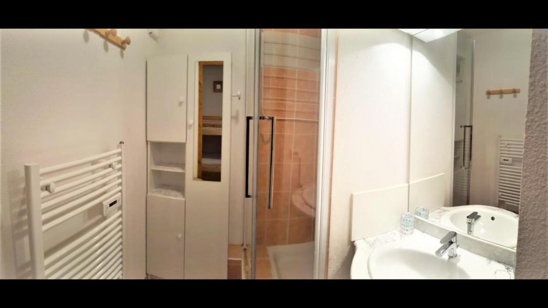 Аренда на лыжном курорте Квартира студия для 4 чел. (B05) - Résidence Les Rochers Blancs 3 - La Joue du Loup