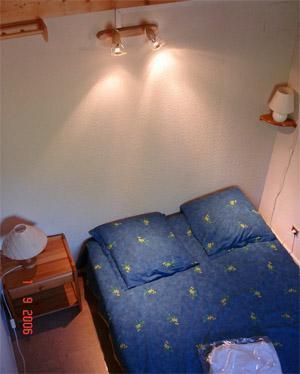 Location au ski Appartement 2 pièces 6 personnes - Residences Seclym - La Joue du Loup - Petite chambre