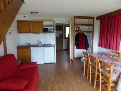 Rent in ski resort Semi-detached 4 room chalet 8 people (L2) - Chalets la Crête du Berger - La Joue du Loup