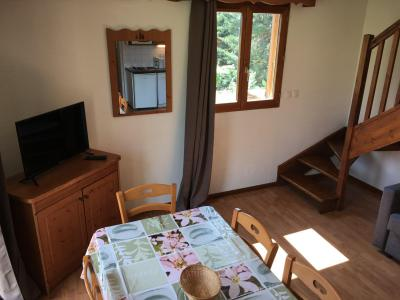 Rent in ski resort Semi-detached 4 room chalet 8 people (M2) - Chalets la Crête du Berger - La Joue du Loup