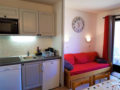 Rent in ski resort 2 room apartment sleeping corner 6 people (07) - La Résidence Horizon Blanc - La Joue du Loup
