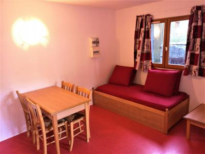 Rent in ski resort 2 room duplex apartment 4 people (201) - Les Chalets d'Aurouze - La Joue du Loup - Living room