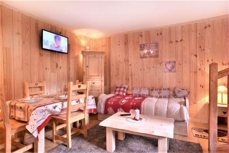 Rent in ski resort 2 room duplex apartment 4 people (401) - Les Chalets d'Aurouze - La Joue du Loup - Living room