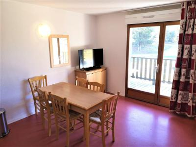 Rent in ski resort 2 room apartment sleeping corner 6 people (411) - Les Chalets d'Aurouze - La Joue du Loup