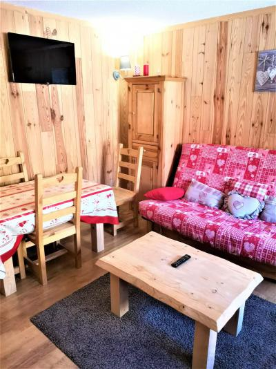 Rent in ski resort 2 room duplex apartment 4 people (401) - Les Chalets d'Aurouze - La Joue du Loup