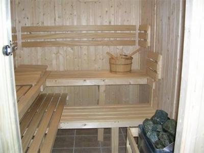 Location au ski Chalet 7 pièces 14 personnes - Les Chalets de l'Eden - La Joue du Loup - Sauna