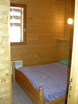 Location au ski Chalet 3 pièces 6 personnes - Les Chalets Du Prayau - La Joue du Loup - Chambre