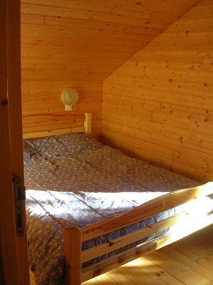 Location au ski Chalet 6 pièces 12 personnes - Les Chalets Du Prayau - La Joue du Loup - Chambre