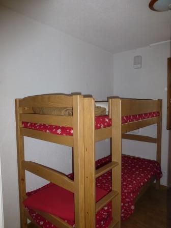 Rent in ski resort 2 room apartment 4 people (303) - Résidence Bartavelle la Crête du Berger - La Joue du Loup - Bunk beds