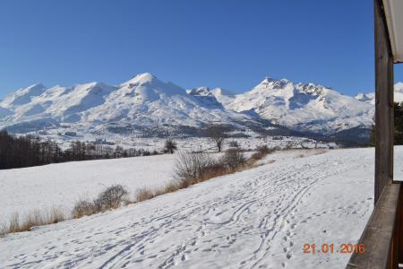 Rent in ski resort 2 room apartment 4 people (303) - Résidence Bartavelle la Crête du Berger - La Joue du Loup