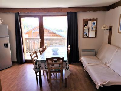 Аренда на лыжном курорте Апартаменты 3 комнат 6 чел. (322) - Résidence Crête du Berger - La Joue du Loup - Столова&