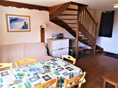 Аренда на лыжном курорте Апартаменты 3 комнат 6 чел. (322) - Résidence Crête du Berger - La Joue du Loup - Салон