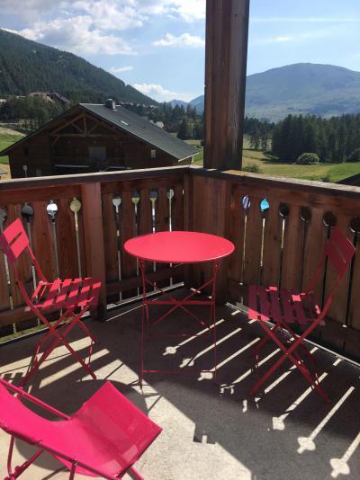 Аренда на лыжном курорте Апартаменты дуплекс 3 комнат 8 чел. (122) - Résidence Crête du Berger - La Joue du Loup