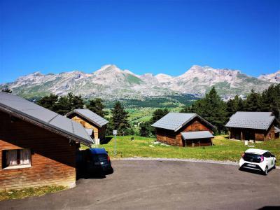 Аренда на лыжном курорте Апартаменты 2 комнат 6 чел. (112) - Résidence Crête du Berger - La Joue du Loup