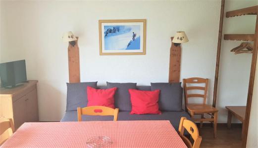 Аренда на лыжном курорте Апартаменты 2 комнат 6 чел. (203) - Résidence Crête du Berger - La Joue du Loup