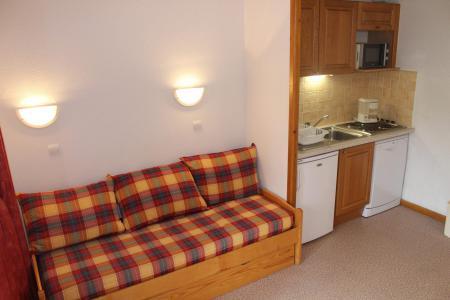 Location au ski Studio cabine 4 personnes (204) - Résidence l'Horizon Blanc - La Joue du Loup