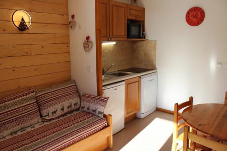 Location au ski Appartement 2 pièces 4 personnes (003) - Résidence l'Horizon Blanc - La Joue du Loup