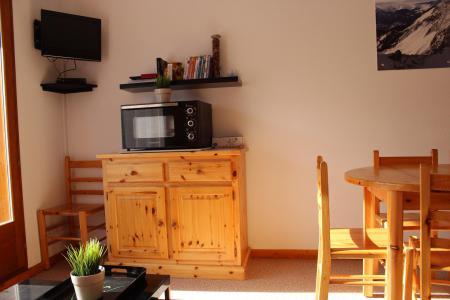 Location au ski Appartement 3 pièces cabine 8 personnes (211) - Résidence l'Horizon Blanc - La Joue du Loup