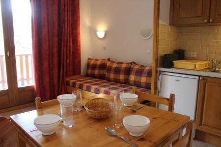 Location au ski Studio cabine 4 personnes (203) - Résidence l'Horizon Blanc - La Joue du Loup