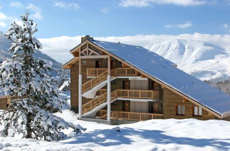 Location La Joue du Loup : Residence La Crete Du Berger hiver