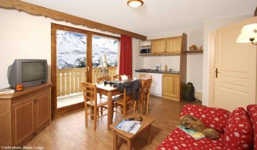 Location au ski Appartement 2 pièces coin montagne 6 personnes (BBT) - Residence La Crete Du Berger - La Joue du Loup - Séjour