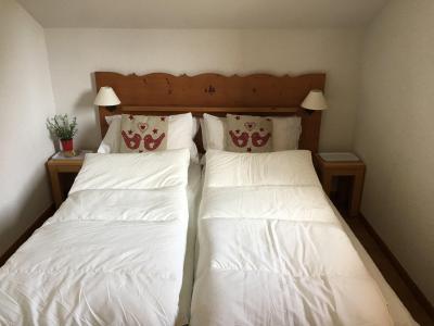 Rent in ski resort 2 room apartment sleeping corner 6 people (821) - Résidence la Marmotte la Crête du Berger - La Joue du Loup - Single bed